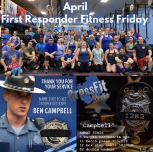 First Responder Fitness Friday