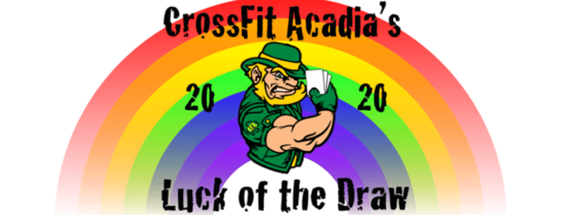 Luck of the Draw Competition - 2020